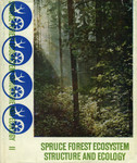 Spruce forest ecosystem structure and ecology (2. osa)